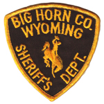 Big Horn County Sheriff's Office, WY