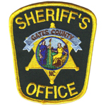 Gates County Sheriff's Office, NC