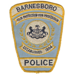 Barnesboro Borough Police Department, PA