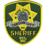 Carson City Sheriff's Office, NV