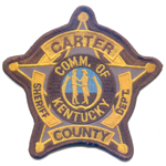 Carter County Sheriff's Department, KY