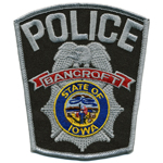 Bancroft Police Department, IA