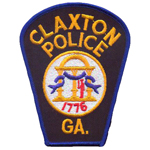 Claxton Police Department, GA