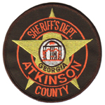 Atkinson County Sheriff's Office, GA