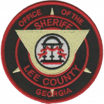 Lee County Sheriff's Office, GA