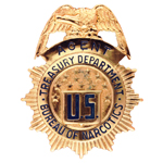 United States Department of the Treasury - Bureau of Narcotics, US