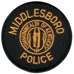 Middlesboro Police Department, KY