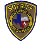 Fayette County Sheriff's Office, TX
