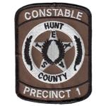 Hunt County Constable's Office - Precinct 1, TX