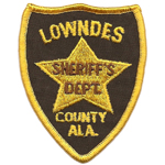 Lowndes County Sheriff's Office, Alabama, Fallen Officers