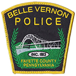 Belle Vernon Borough Police Department, PA