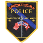 New Athens Police Department, OH