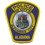 Alexander City Police Department, AL