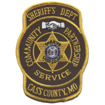 Cass County Sheriff's Office, MO