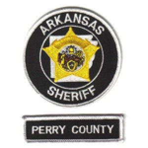 Deputy Sheriff Tom Holmes, Perry County Sheriff's Office, Arkansas