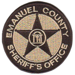 Emanuel County Sheriff's Office, GA