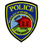 Hope Police Department, AR
