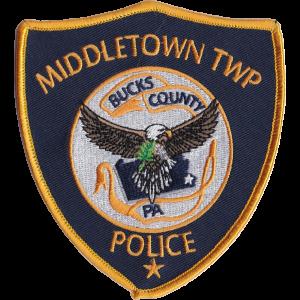 Detective Christopher Charles Jones, Middletown Township