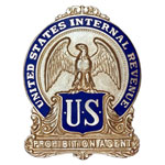 United States Department of the Treasury - Internal Revenue Service - Prohibition Unit, US