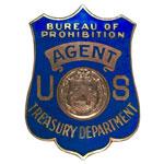United States Department of the Treasury - Internal Revenue Service - Bureau of Prohibition, US