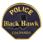 Black Hawk Police Department, CO