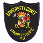 Somerset County Sheriff's Office, MD