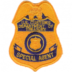 United States Department of the Treasury - United States Customs Service - Office of Investigations, US