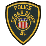 Cedar Bluff Police Department, AL