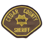 Cedar County Sheriff's Office, IA