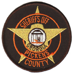 Pickens County Sheriff's Office, GA
