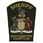 Southampton County Sheriff's Office, VA