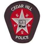 Cedar Hill Police Department, TX