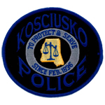 Kosciusko Police Department, MS
