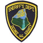 Oconee County Sheriff's Office, SC