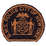 New York City Board of Water Supply Police, NY