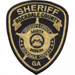 Rockdale County Sheriff's Office, GA