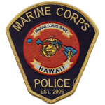 United States Department of Defense - Marine Corps Base Hawaii Police Department, US