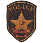 Lancaster Police Department, TX