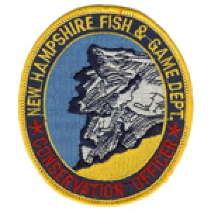 Conservation officer james clark new hampshire fish and for Nh fish game