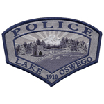 Lake Oswego Police Department, OR