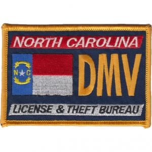 Inspector Robert James Bowling, North Carolina Division of Motor Vehicles License and Theft Bureau, North Carolina