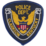 Clarkson Police Department, KY