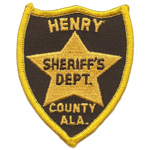 Henry County Sheriff's Office, AL