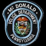 McDonald Borough Police Department, PA