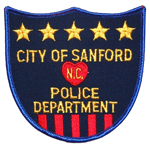 Sanford Police Department, NC