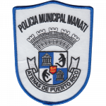 Manatí Municipal Police Department, PR