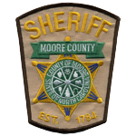 Moore County Sheriff's Office, NC