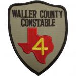 Waller County Constable's Office - Precinct 4, TX