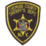 Chemung County Sheriff's Department, NY