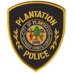 Plantation Police Department, FL
